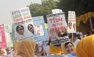 Hari Kesehatan Nasional Kota Bekasi ke 51