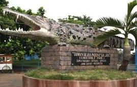taman buaya indonesia jaya kota bekasi