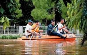 titik banjir